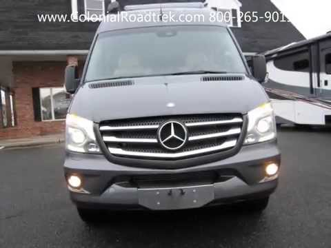 2014 Roadtrek RS Etrek 2014 New Body Mercedes Sprinter RV Co