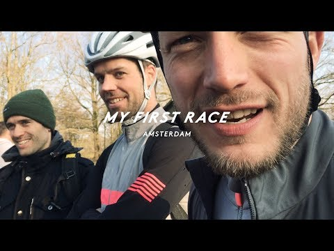 RAPHA RACING TEAM: MY FIRST RACE!