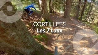 CORTILLETS, Les 7 Laux bike park, France