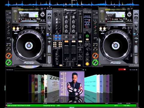 MrDjtraks mix 3 hercules rmx virtual dj pro 7