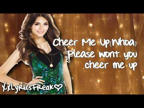 Victoria Justice - Cheer Me Up