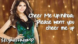 Watch Victoria Justice Cheer Me Up video