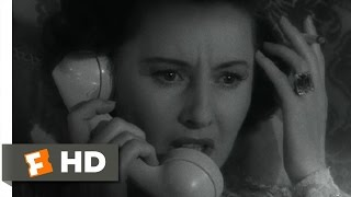 Sorry, Wrong Number (1/9) Movie CLIP - Overhearing the Murder Plot (1948) HD