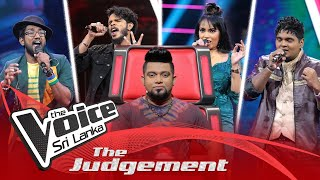 The Judgment | Team Kasun Day 03 | The Knockouts | The Voice Sri Lanka
