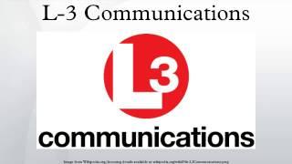 L-3 Employee Testimonials