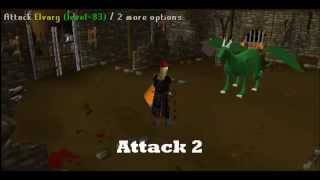 Runescape music - Attack 2 (original version)