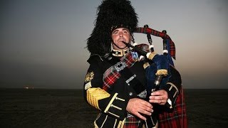 Royal Scots Dragoon Guards Last Of The Mohicans