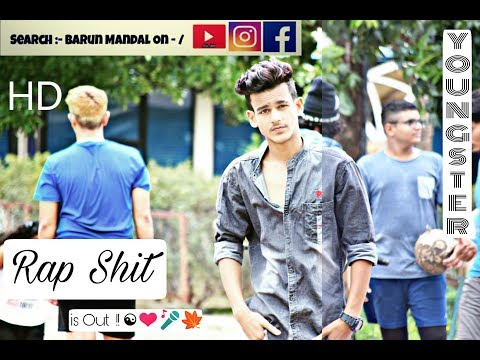 YOUNGSTER - Real Rap Shit_Official_Video_Latest_Hindi_Rap_Song_2017 thumbnail