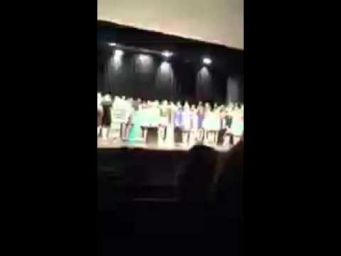 'Let it go' millard north high school choir