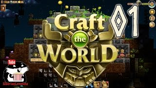 Craft The World s02 e01 с Сибирским Леммингом
