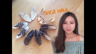 High Street Shoes Haul ft. Ted Baker | Via Spiga | Mango | Topshop | MK