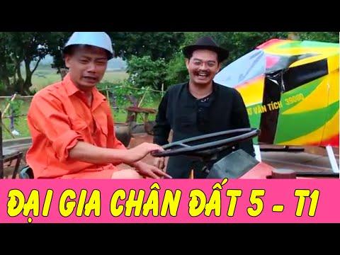 Phim Hài Tết | Đại Gia Chân Đất 5 - Tập 1 | Trung Hiếu , Bình Trọng , Quang Tèo thumbnail