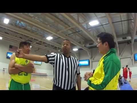 World Chinese Basketball Tournament 2014