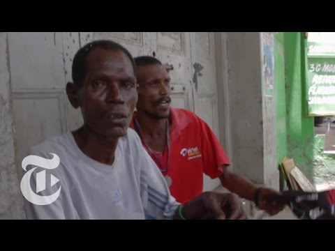Kenya's Unemployed Face Terror's Lure   The New York Times