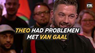 Janssen had problemen met Van Gaal: 'Hij pakte me alles af'