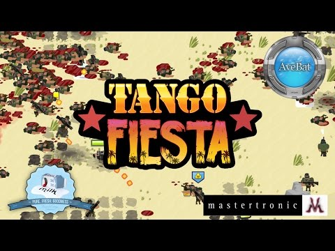 Casually Slacking with Tango Fiesta Gameplay 60fps