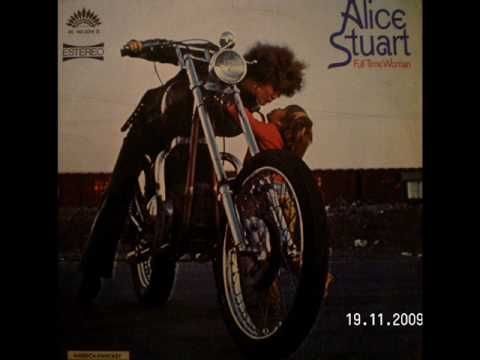 ALICE STUART - Freedom's the sound