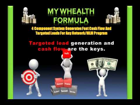 My Whealth Formula - Work Online At Home