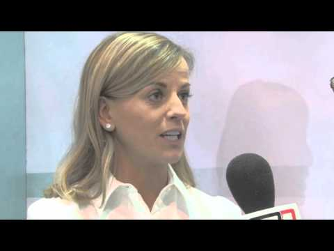 Susie Wolff interview | Autosport International 2016 | Overdrive