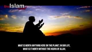 Life Is Nothing Without Allah [Powerful Reminder]