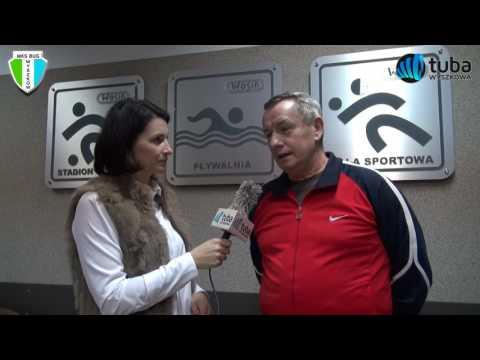 Rozmowa z nowym trenerem MKS Bug Wyszków