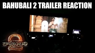 download lagu Bahubali 2 The Conclusion Trailer Reaction At Theatres  gratis