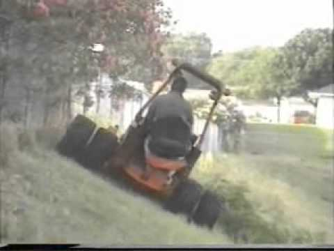 Kut Kwick. Corporation: Heavy Duty Commercial Slope Mower. The SuperSlopeMaster