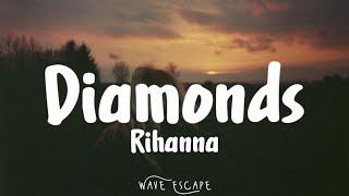 Download lagu Rihanna - Diamonds (Lyrics)