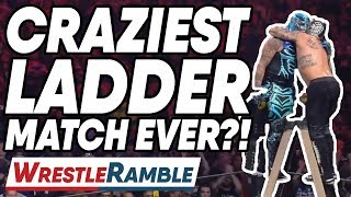 CRAZIEST Ladder Match EVER?! AEW All Out 2019 Review | WrestleTalk's WrestleRamble