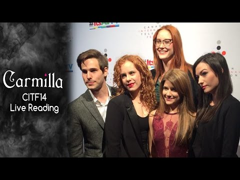 Carmilla | At The Canadian International Television Festival | PART I