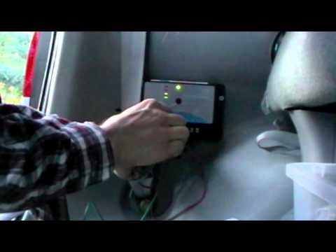 How to install an 80w AKT Solar panel on a campervan