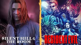 Silent hill 4 - juego completo + Resident Evil HD - Dificultad Hardcore - Speedrun Any% jill