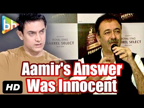 Rajkumar Hirani Supports Aamir Khan Intolerance Answer