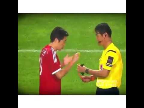 Funny football moment