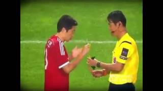 Funny football moment