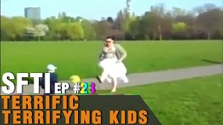 Terrific Terrifying Kids - SFTI (Sorry for Interruption) - Ep#23 - Comedy One