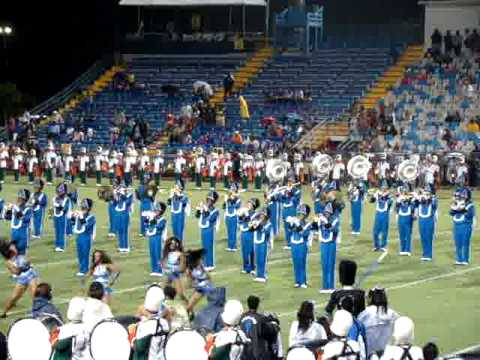 Halftime Show - Dillard High School Soul Bowl 2013-2014