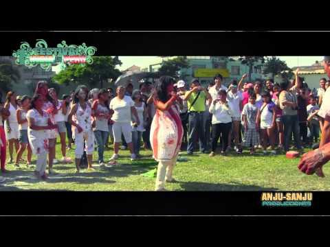 1° FESTIVAL INDIA en PERÚ - Celebracion del Holi. Full HD.