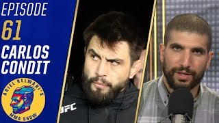 Carlos Condit doesn't view fight vs. Mickey Gall as a must-win | Ariel Helwani's MMA Show