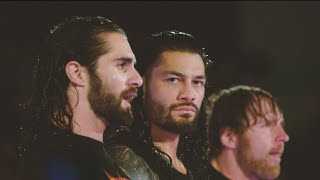 Unseen video from The Shield's return: Exclusive, Oct. 11, 2017