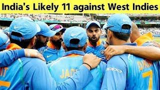 World Cup 2019: WATCH India's Likely XI against West Indies | Manchester| Sports Tak