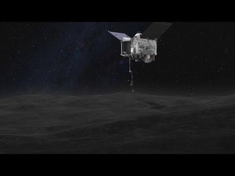 Год миссии на астероид Бенну: как поживает OSIRIS-Rex?