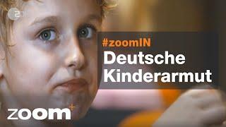 Arme Kindheit in Deutschland - #zoomIN vom 03.07.2019 | ZDF