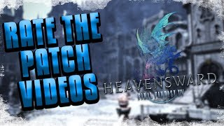 EVERY PATCH VIDEO with Scottzone and Twitch Chat   Part 2: Heavensward
