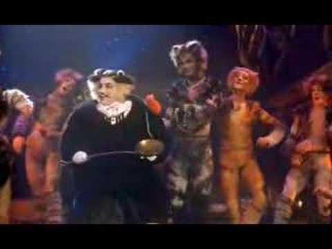 Bustopher Jones Lyrics - Cats musical - Allmusicals.com