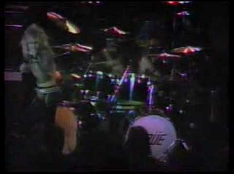Toast of the Town (club footage) 1981