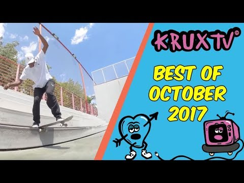 KRUX TV // BEST OF OCTOBER