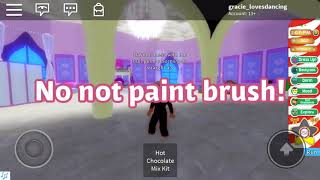 BUYING ICE GLAM VANITY IN ROYALE HIGH