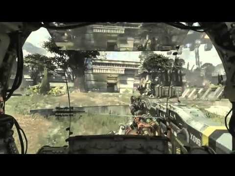 Titan Fall Multiplayer Gameplay - E3 2013 (Xbox One) HD