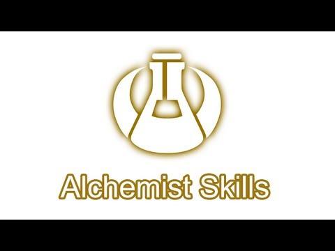 Dragon Nest Alchemist Skills